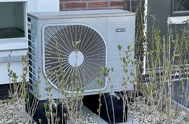 luft luft varmepunpe